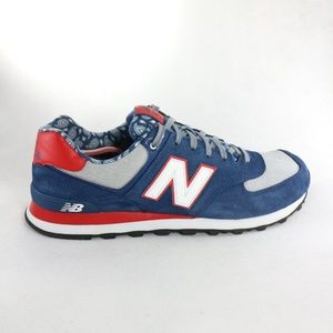 NEW BALANCE 574 Paisley Running Shoes ML574LRR